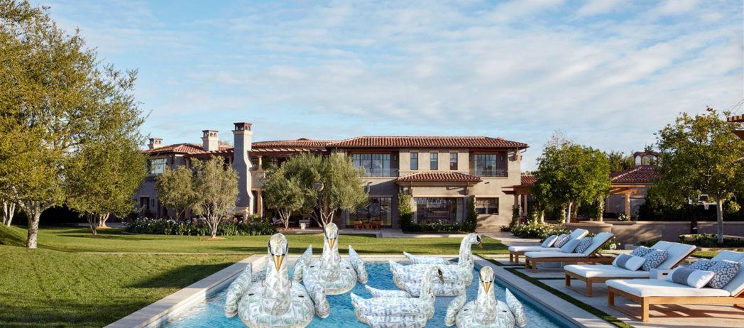 MILLION DOLLAR HOME by K.KARDASHIAN